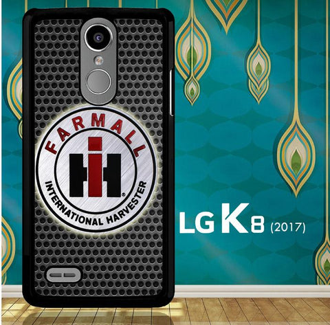 International Harvester Farmall X5899 LG K8 2017 / LG Aristo / LG Risio 2 / LG Fortune / LG Phoenix 3  Cover Cases