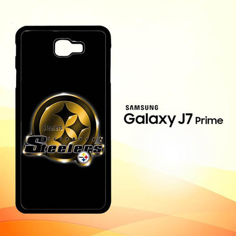 pittsburgh steelers X5895 Samsung Galaxy J7 V , J7 Sky Pro, J7 Prime, J7 Perx 2017 SM J727 Case Cover Cases
