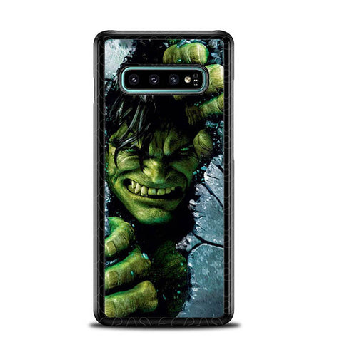Incredible hulk X6068 Samsung Galaxy S10 Plus Cover Cases