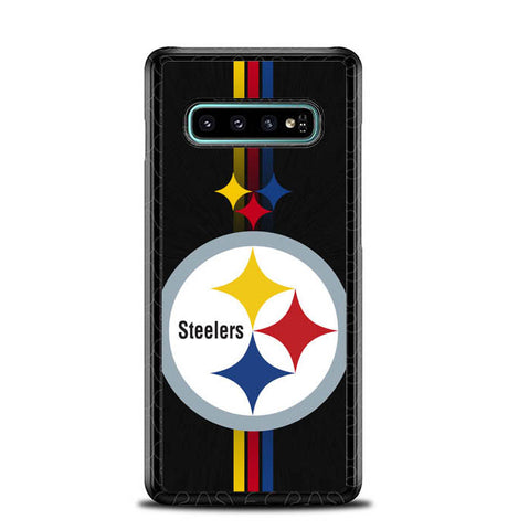 Pittsburgh Steelers logo X6241 Samsung Galaxy S10 Plus Cover Cases