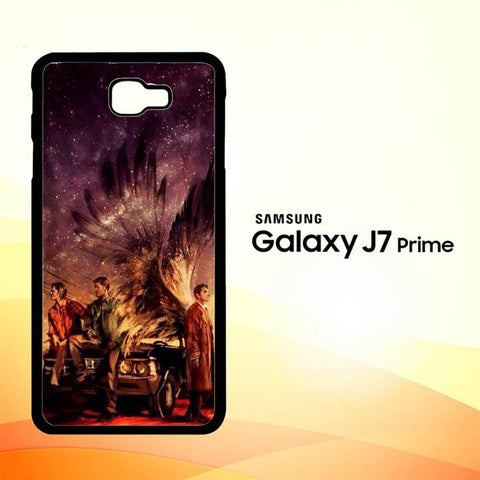 Supernatural Painting X0203 Samsung Galaxy J7 V , J7 Sky Pro, J7 Prime, J7 Perx 2017 SM J727 Case Cover Cases