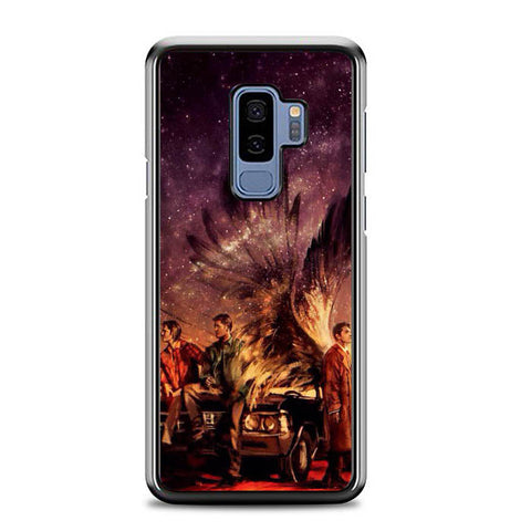 Supernatural Painting X0203 Samsung Galaxy S9 Plus Case