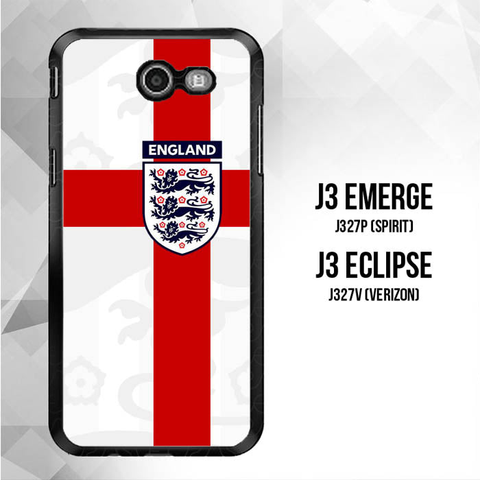 England Wallpaper X7083 Samsung Galaxy J3 Emerge J3 Eclipse Amp Prime 2 Express Prime 2 2017 Sm J327 Cover Cases Recovery Case