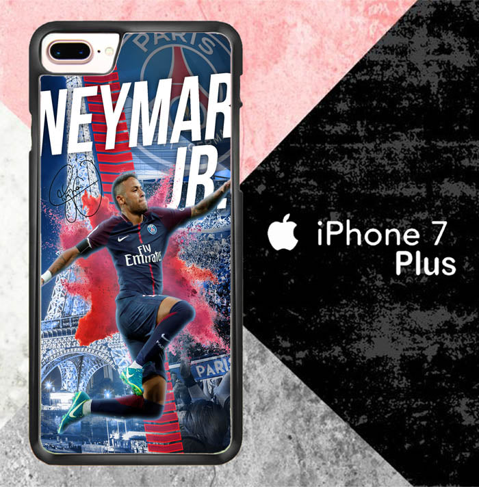 Neymar Jr PSG X7025 iPhone 7 Plus Case New Year Gifts 2020-iPhone 7 Plus Cases-Recovery Case