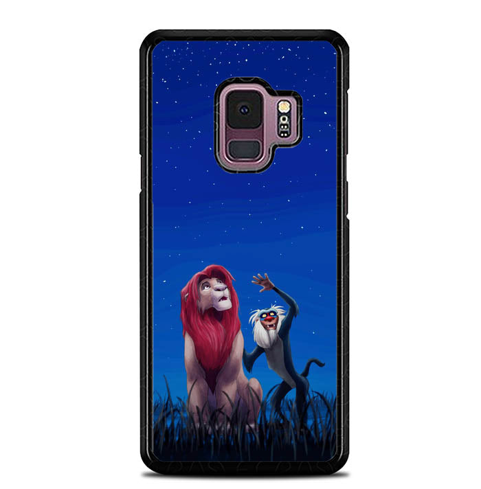 Lion King stars X0256 Samsung Galaxy S9 Case