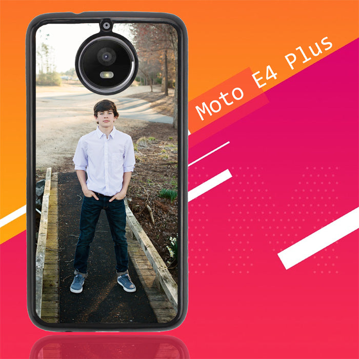 New Hayes Grier Magcon Boys 2015 X0239 Motorola Moto E4 Plus Case New Year Gifts 2020-Motorola Moto E4 Plus-Recovery Case