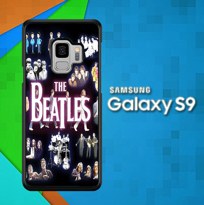 Beatles X0337 Samsung Galaxy S9 Case New Year Gifts 2020-Samsung Galaxy S9 Cases-Recovery Case