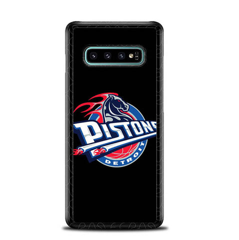 Detroit Pistons Emblem  X8082 Samsung Galaxy S10 Plus Cover Cases
