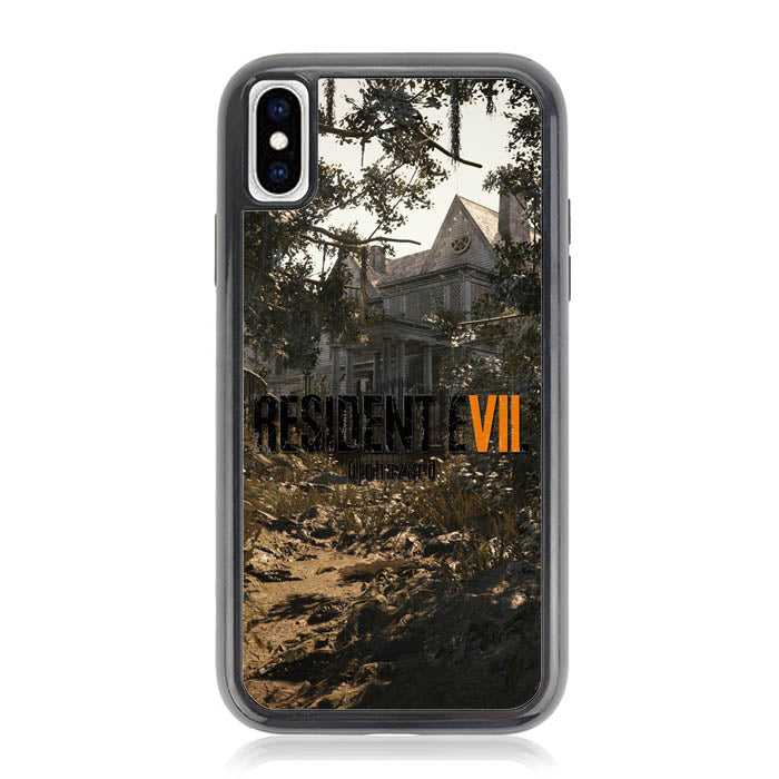 resident evil 7 X8780 iPhone XS Max Case