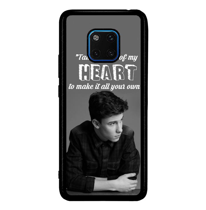 Shawn Mendes X8917 Huawei Mate 20 Pro Case