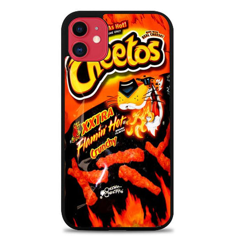 Cheetos Hot Crunchy X8962 iPhone 11 Case