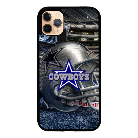 dallas cowboys helmet X9023 iPhone 11 Pro Max Case