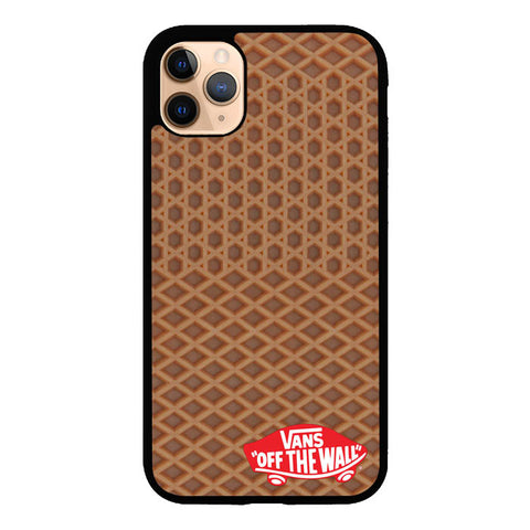 vans waffle X9126 iPhone 11 Pro Max Case