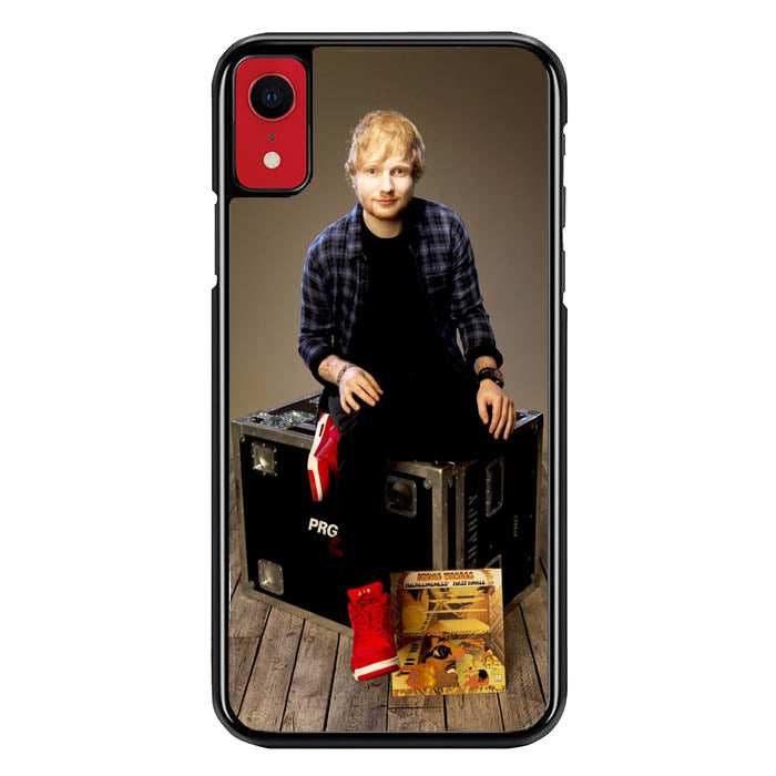 Ed Sheeran X9166 iPhone XR Case New Year Gifts 2020-iPhone XR Case-Recovery Case