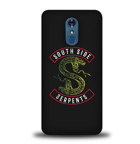 Riverdale Southside Serpents X9265 LG Stylo 4 , Lg Stylo 4 Plus , Lg Stylus 4 , Lg Stylus 4 Plus, Lg Q Stylus Cover Cases