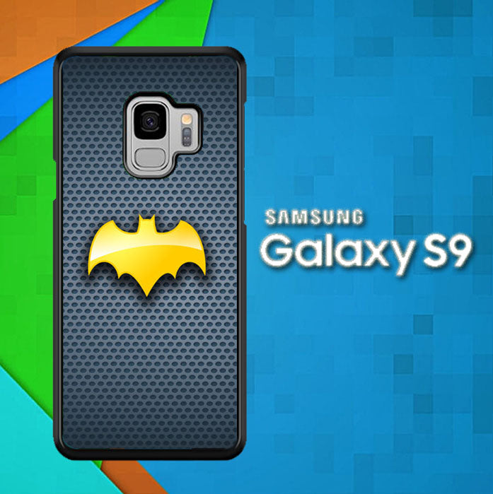batgirl logo X0540 Samsung Galaxy S9 Case New Year Gifts 2020-Samsung Galaxy S9 Cases-Recovery Case