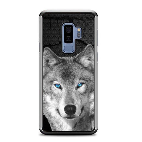 wolf art L0015 Samsung Galaxy S9 Plus Case