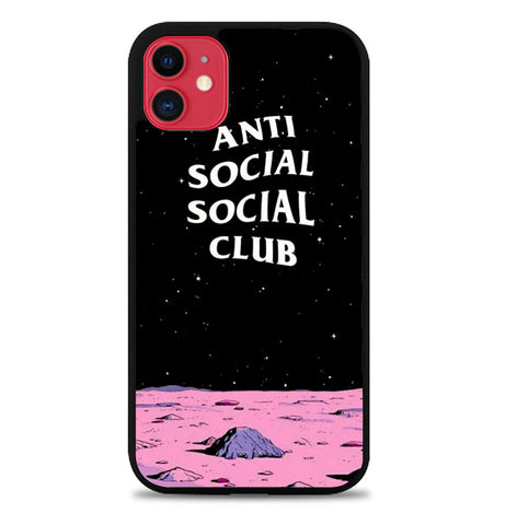 Anti Social Social Club L0663 iPhone 11 Case