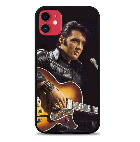 Elvis Presley L1408 iPhone 11 Case