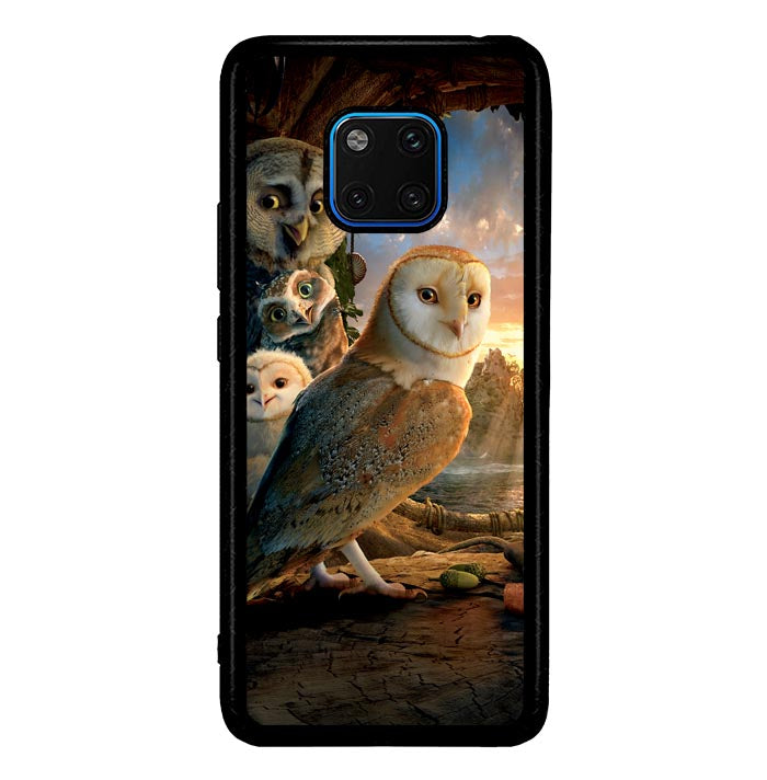 Legend of the Guardians Owls of Ga'Hoole L1449 Huawei Mate 20 Pro Case