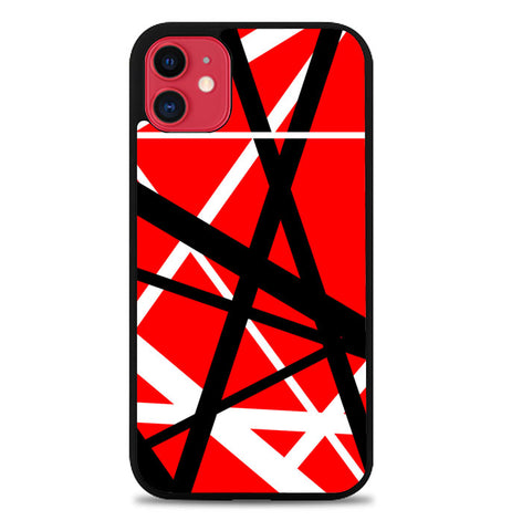 Eddie Van Halen The Frankenstrat Guitar L1573 iPhone 11 Case