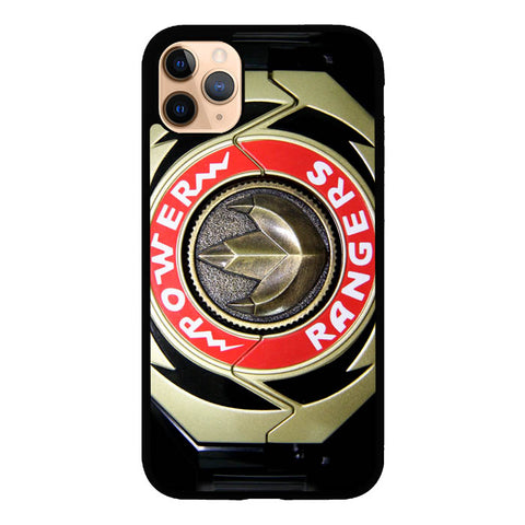 Green Ranger Power Morpher L1576 iPhone 11 Pro Max Case
