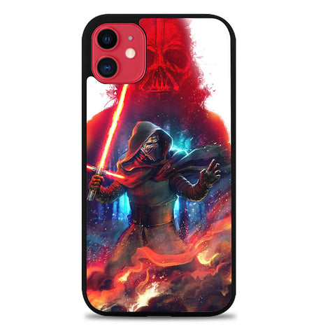 Star Wars Vader Kylo Ren L1791 iPhone 11 Case