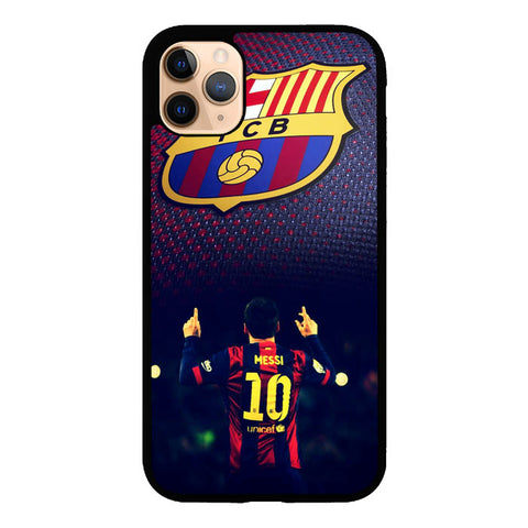 Barcelona Messi Club L1977 iPhone 11 Pro Max Case