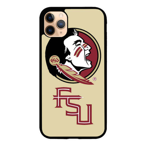 Florida State FSU Seminoles L2405 iPhone 11 Pro Max Case