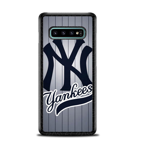 New York Yankees L2433 Samsung Galaxy S10 Plus Cover Cases