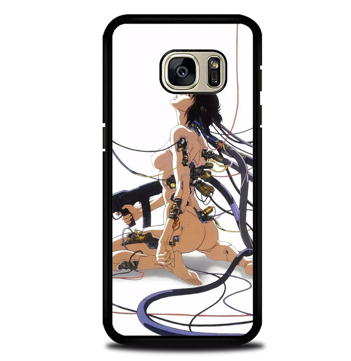 Ghost in The Shell Anime L2470 Samsung Galaxy S7 Case