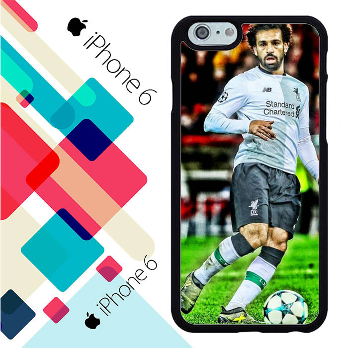Mohammed Salah Egiypt L2585 iPhone 6 | 6S Case New Year Gifts 2020-iPhone 6 | 6S Cases-Recovery Case