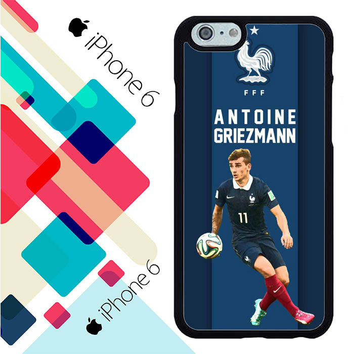 Antonie Griezmann L2607 iPhone 6 | 6S Case New Year Gifts 2020-iPhone 6 | 6S Cases-Recovery Case