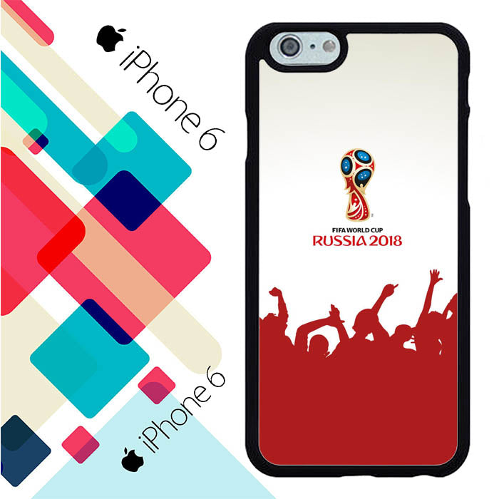 The Fifa World Cup Russia Logo L2621 iPhone 6 | 6S Case New Year Gifts 2020-iPhone 6 | 6S Cases-Recovery Case