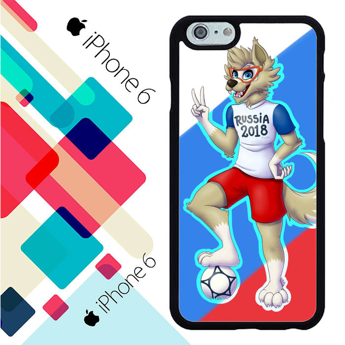 Zabivaka Russia 2018 L2624 iPhone 6 | 6S Case Christmas Gifts | Xmas Presents and Gift Ideas-iPhone 6 | 6S Cases-Recovery Case