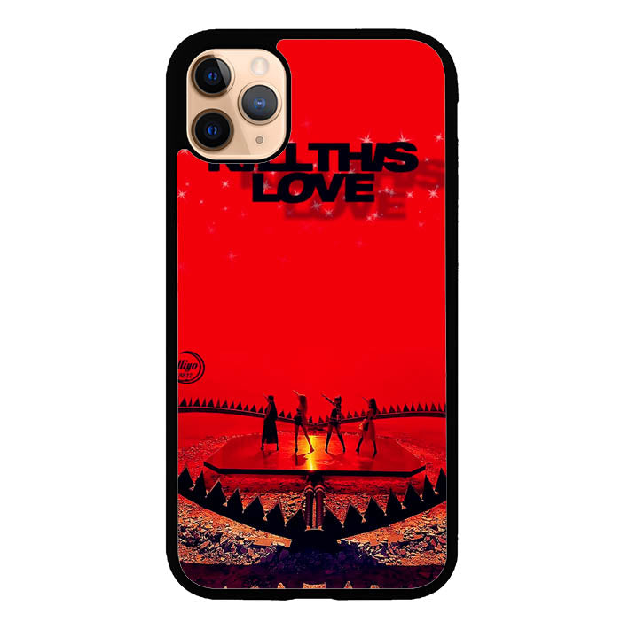 Blackpink Kill This Love L2909 iPhone 11 Pro Case-iPhone 11 Pro Case-Recovery Case