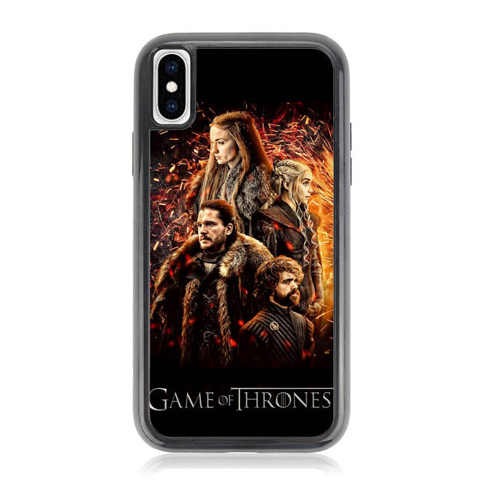 Game of Thrones Cover L2918 iPhone XS Max Case