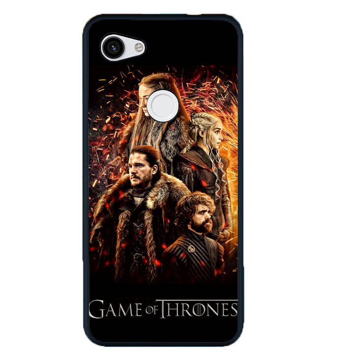 Game of Thrones Cover L2918 Google Pixel 3A Case