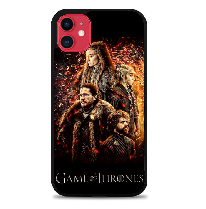 Game of Thrones Cover L2918 iPhone 11 Case