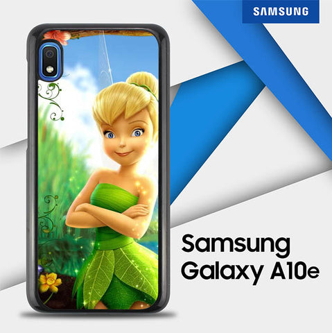 tinkerbell little fairy Y0063  Samsung Galaxy A10e Cover Cases