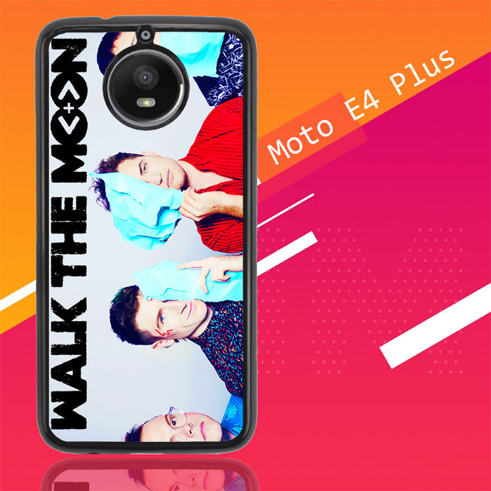 Walk The Moon Y0077 Motorola Moto E4 Plus Case Christmas Gifts | Xmas Presents and Gift Ideas-Motorola Moto E4 Plus-Recovery Case