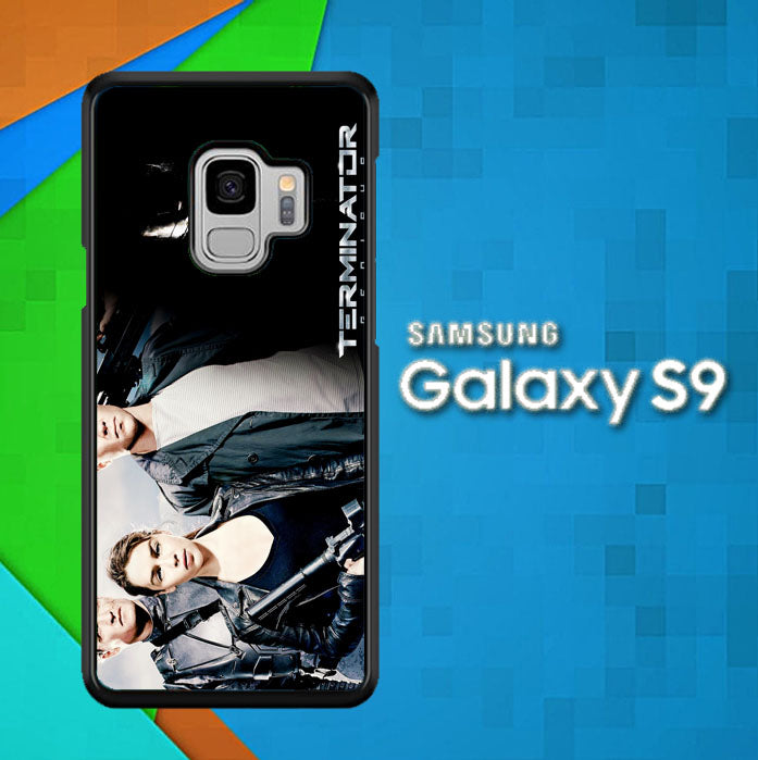 terminator genisys Y0144 Samsung Galaxy S9 Case Christmas Gifts | Xmas Presents and Gift Ideas-Samsung Galaxy S9 Cases-Recovery Case