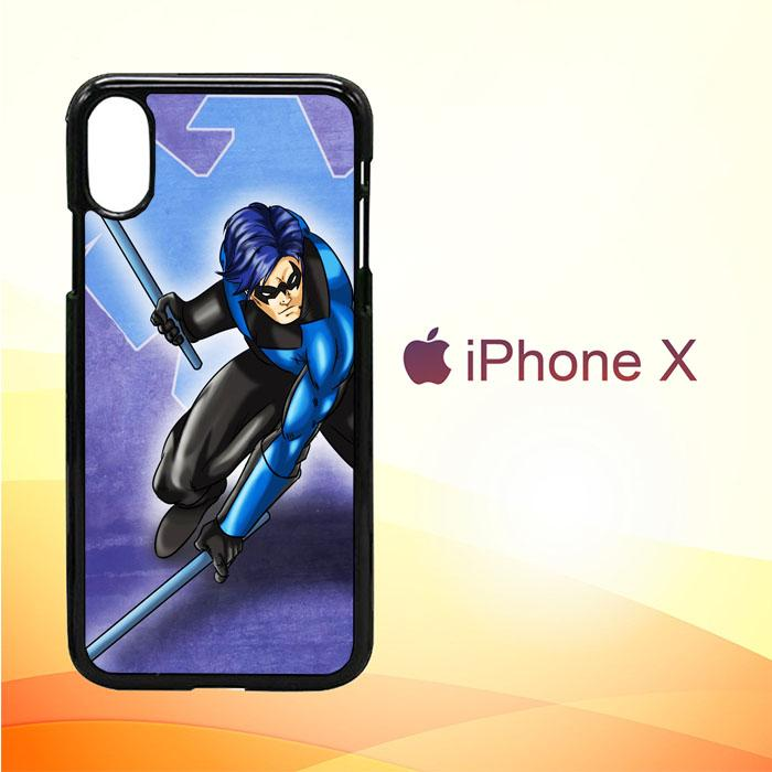 NIGHTWING Y0188 iPhone X   iPhone XS Premium Case New Year Gifts 2020-iPhone X Cases-Recovery Case