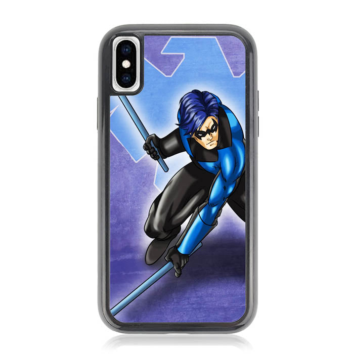 NIGHTWING Y0188 iPhone XS Max Case