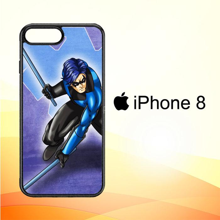 NIGHTWING Y0188 iPhone 8 Case New Year Gifts 2020-iPhone 8 Cases-Recovery Case