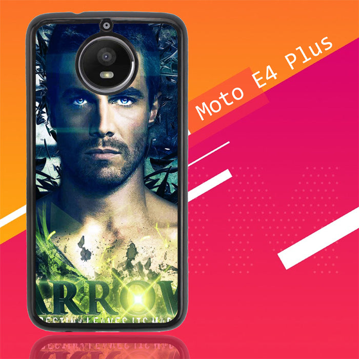 Arrow Wallpaper Y0458 Motorola Moto E4 Plus Case New Year Gifts 2020-Motorola Moto E4 Plus-Recovery Case