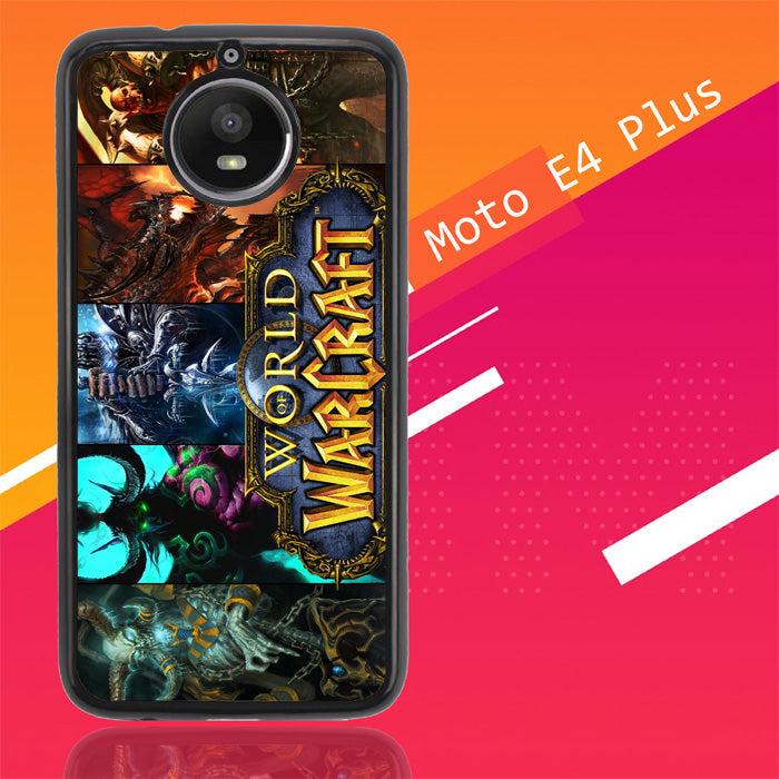 World Of Warcraft Y0721 Motorola Moto E4 Plus Case Christmas Gifts | Xmas Presents and Gift Ideas-Motorola Moto E4 Plus-Recovery Case