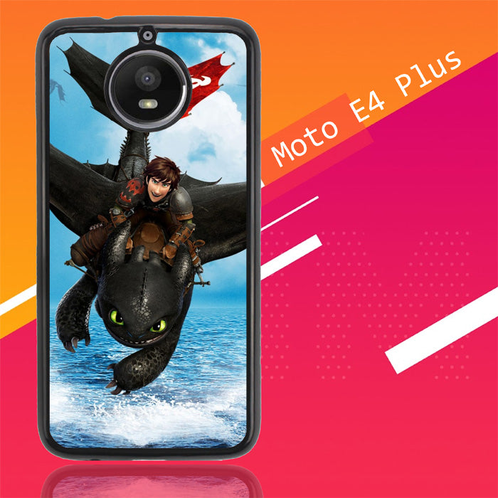 Toothless How To Train Your Dragon Y0783 Motorola Moto E4 Plus Case Christmas Gifts | Xmas Presents and Gift Ideas-Motorola Moto E4 Plus-Recovery Case