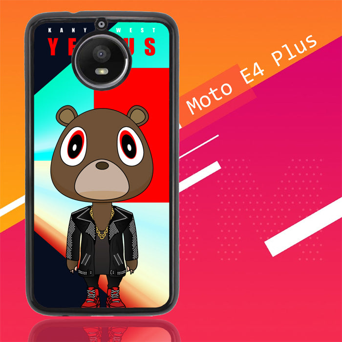 Kanye West Yeezus Y0821 Motorola Moto E4 Plus Case New Year Gifts 2020-Motorola Moto E4 Plus-Recovery Case