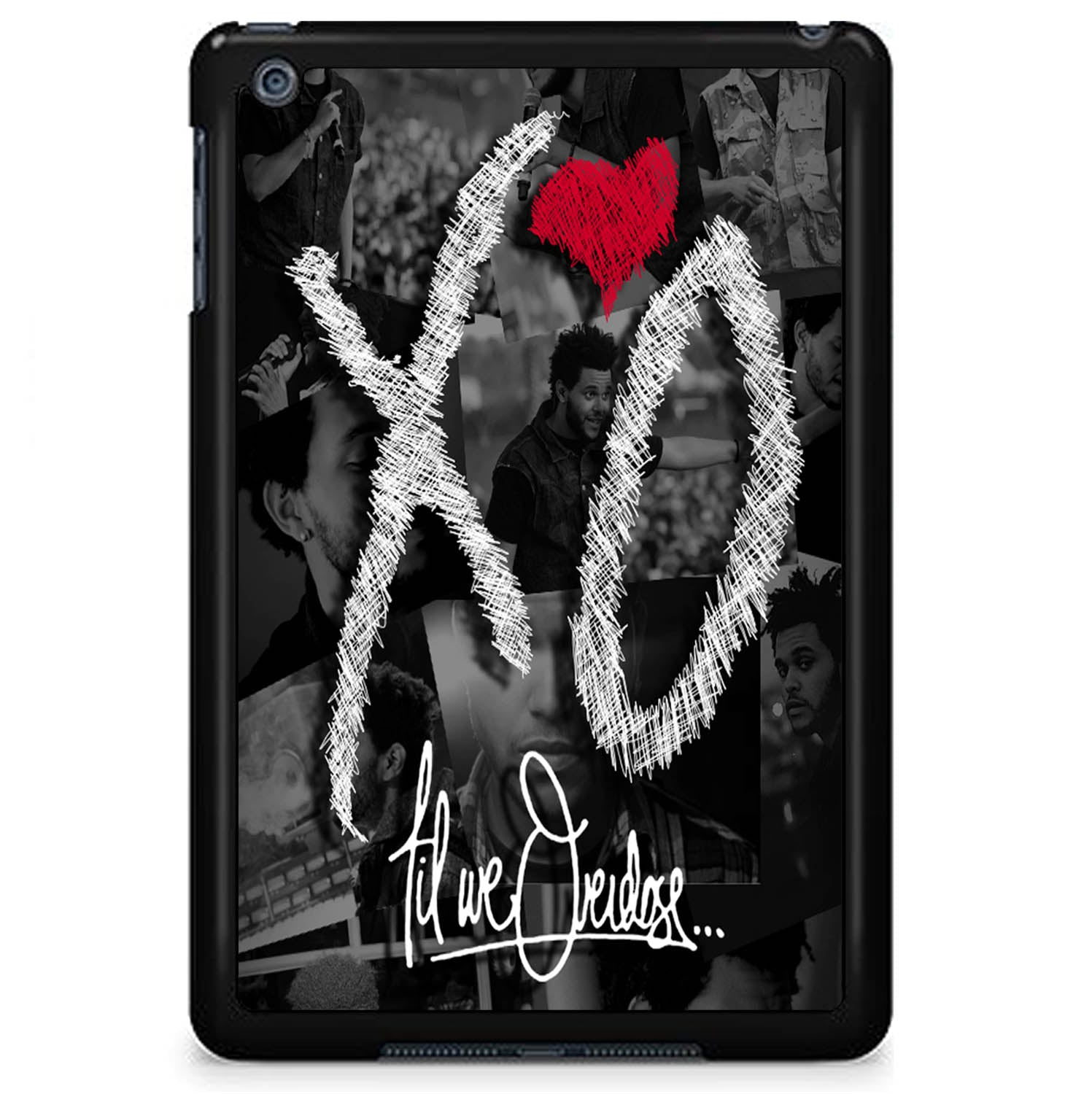 The Weeknd Xo Wallpaper Y0839 Ipad 2 3 4 Cover Cases